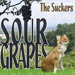 The Sour Grapes album cover depicts a fox disdainfully turned away from a branch of grapes that hang just out of his reach.