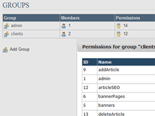 IMAGE: Groups Page