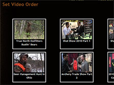 IMAGE: Order Videos Page